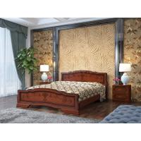 """Кровать """"Карина-6"""" Орех"""