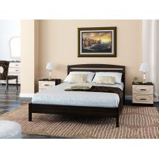"""Кровать """"Камелия - 1"""" Венге"""