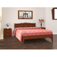 """Кровать """"Карина-7"""" Орех"""